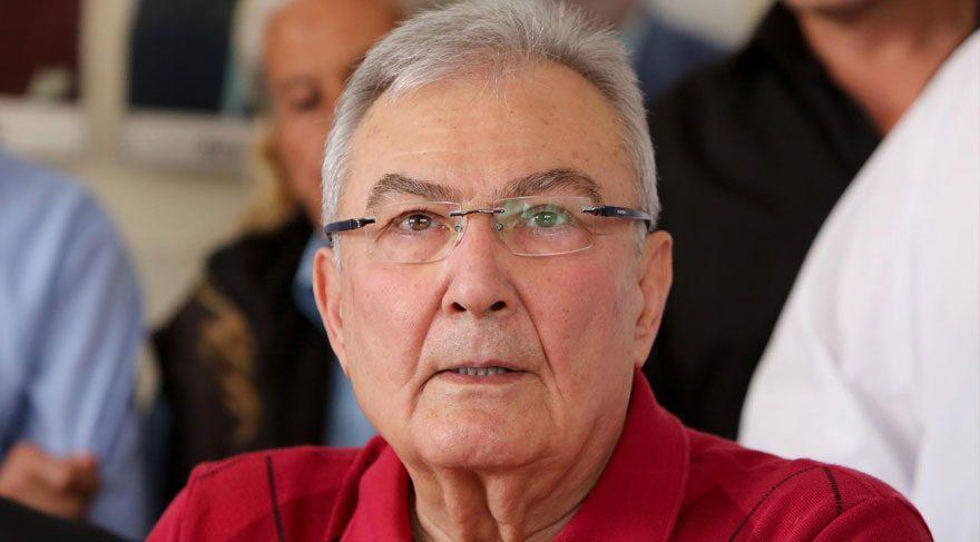 Deniz Baykal'dan Kılıçdaroğlu'na destek