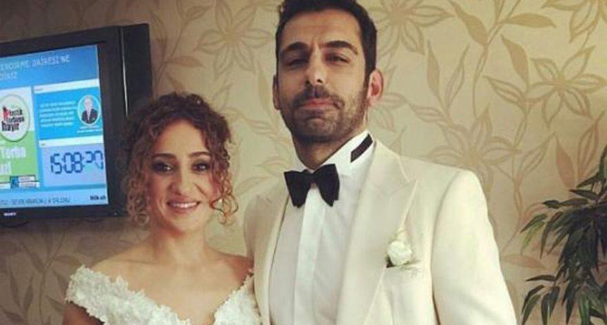 Derya Karadaş, Haki Biçici ile evlendi