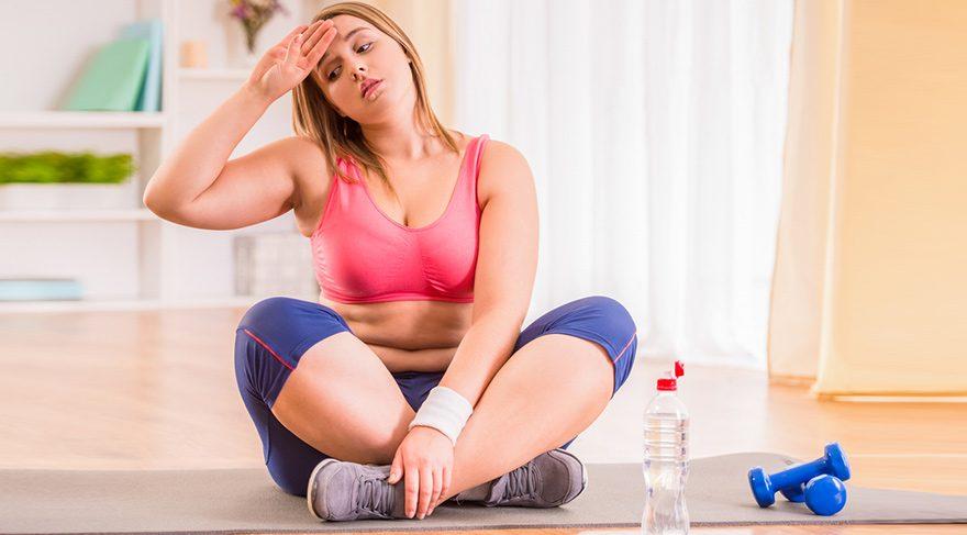 Diyet ve sporun sonu obezite