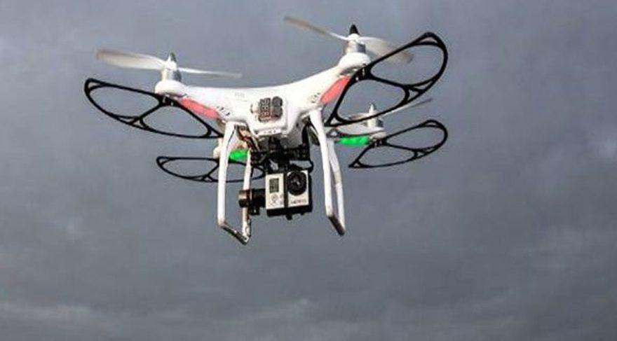 İnsansız hava araçlarının güvenlik için kullanımı artıyor