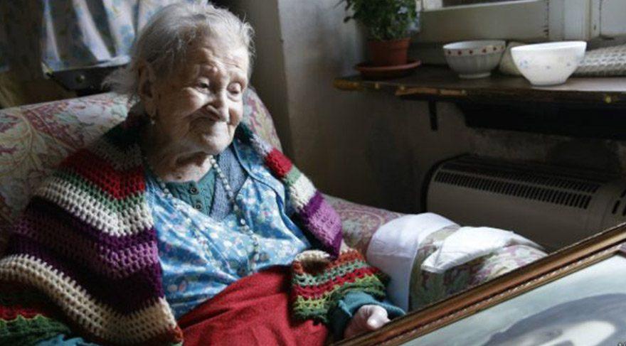 Dünyanın en yaşlı insanı nasıl besleniyor?