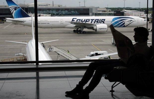Dünyanın en işlek havaalanında panik