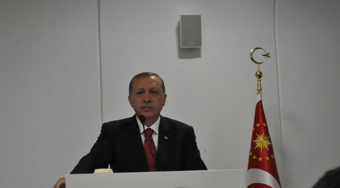 Erdoğan'dan Almanya'ya 'Oyuna gelmeyin' tavsiyesi