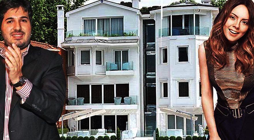 Rıza Zarraf eşi Ebru Gündeş'e hediye ettiği yalıyı geri aldı