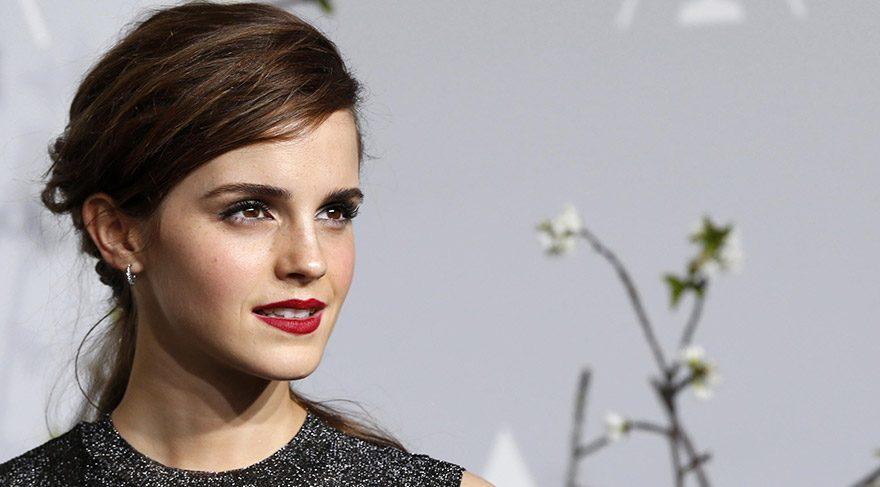 Büyük hack skandalı! Emma Watson'ın özel fotoğrafları internette!
