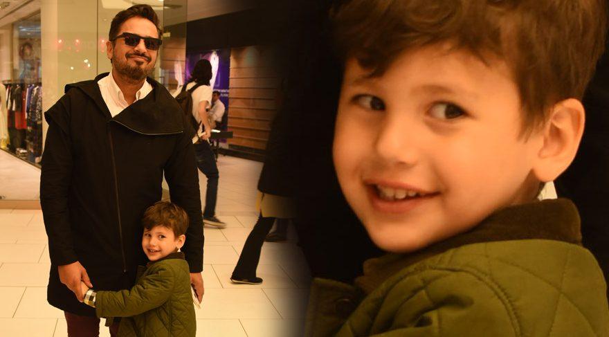 Emre Altuğ'nun oğlu şarkıcı mı olacak?