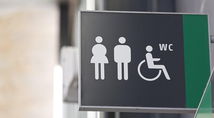 Restoranların yüzde 96'sında engelli lavabosu yok