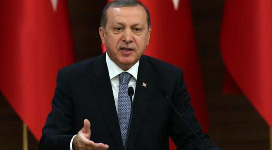 Erdoğan'dan AB'ye vize muafiyeti resti
