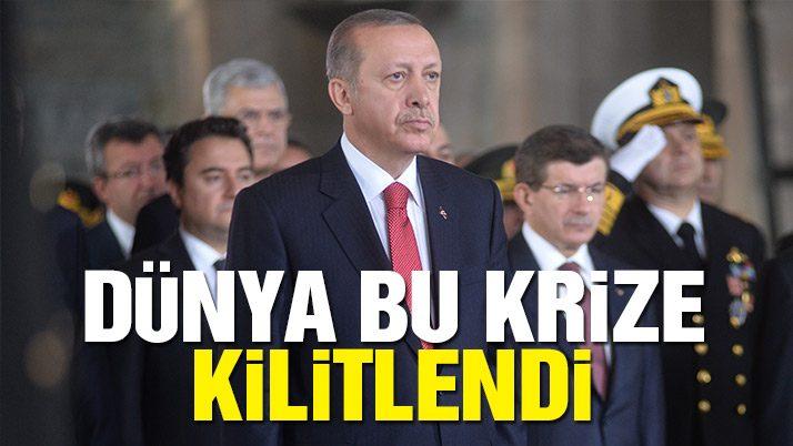 Dış basın Türkiye'deki siyasi krizi böyle gördü