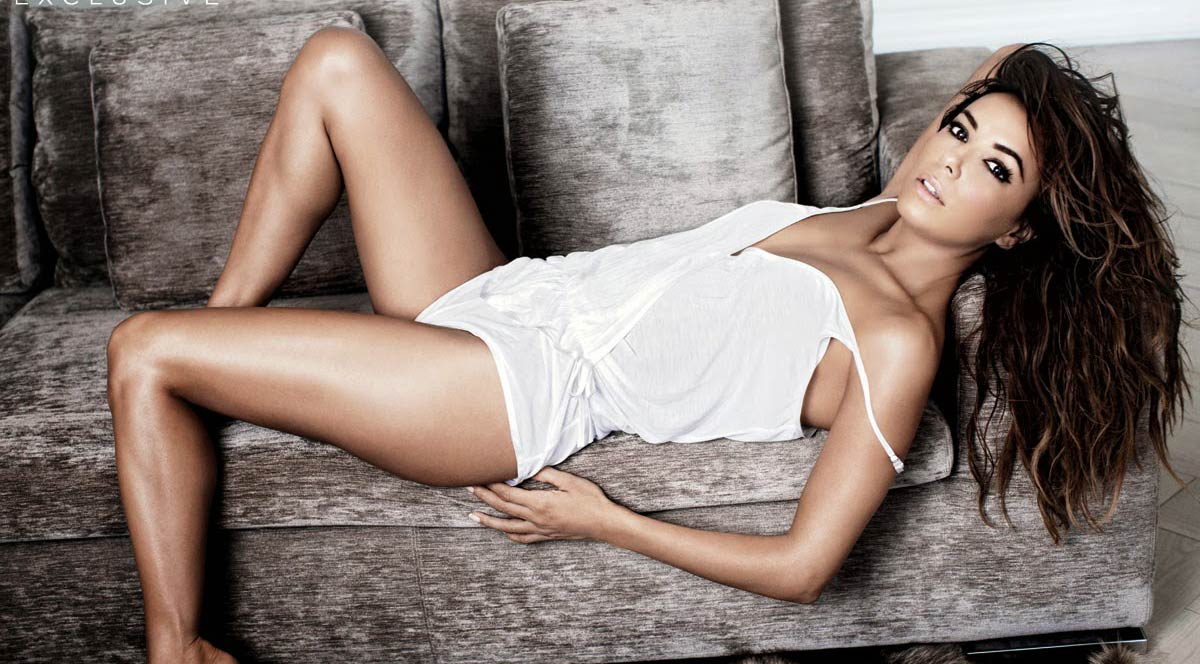 Eva Longoria'nın gelinliği Victoria Beckham'dan