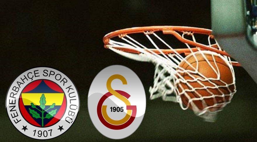 Galatasaray Fenerbahce Basketbol Play Off Maci Izle Ntv