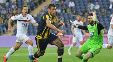 Fenerbahçe Gençlerbirliği maç özeti: Fenerbahçeye galibiyet yetmedi