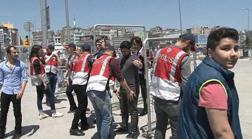 9 bin polisle İstanbul'u fethettiler