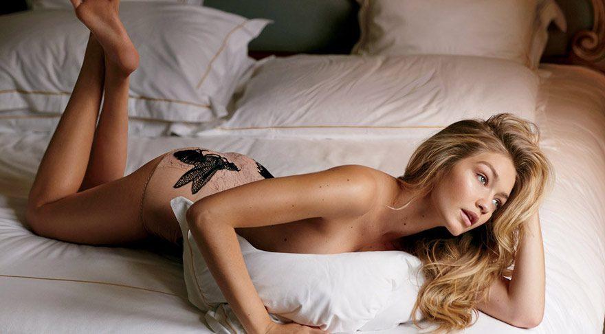 Gigi Hadid'in kuaförü 33 bin dolar