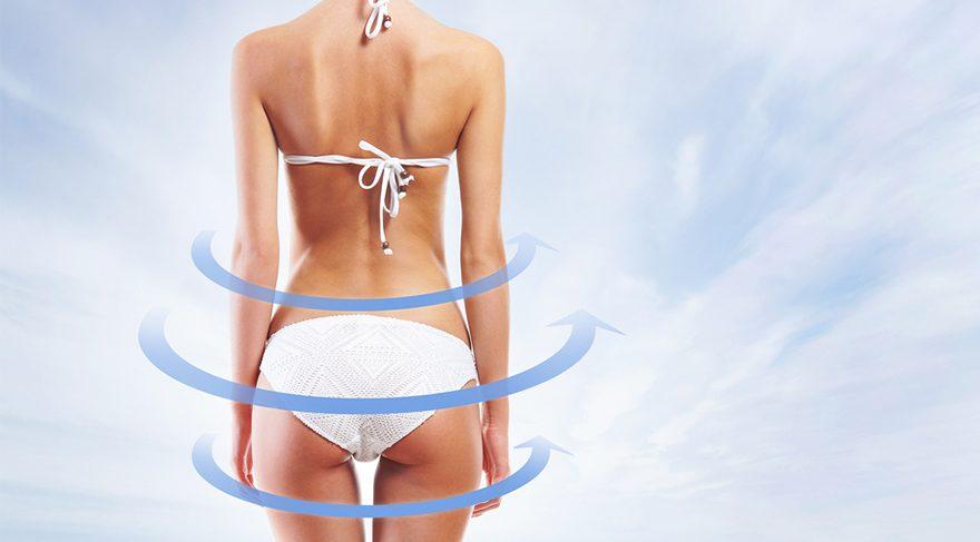Egzersiz ve cerrahi yöntemlerle ideal bir kalçaya sahip olabilirsiniz