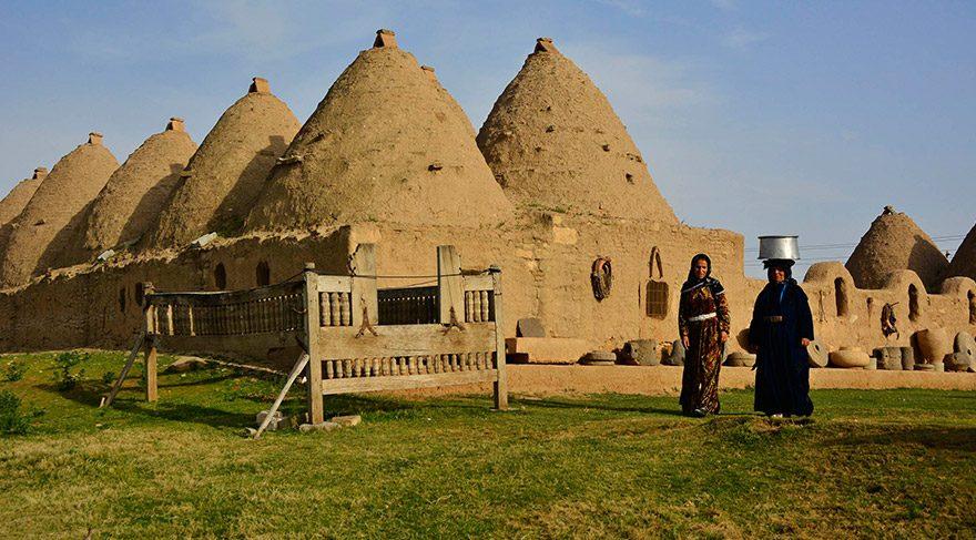Harran, Anadolu'nun binlerce yıllık tarihine tanıklık etmiş bir bölge.