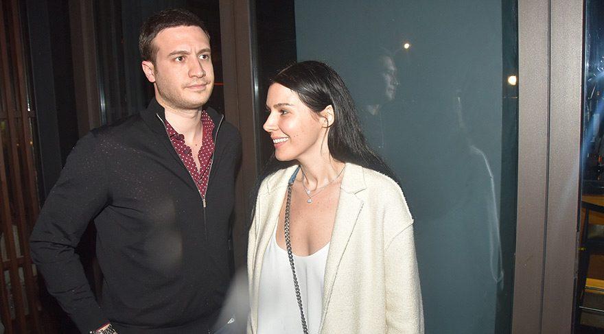 Hatice Şendil ve Burak Sağyaşar projelerini anlattı