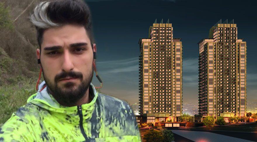 İdo Tatlıses kendine Maslak'tan 1 milyon TL'lik ev aldı