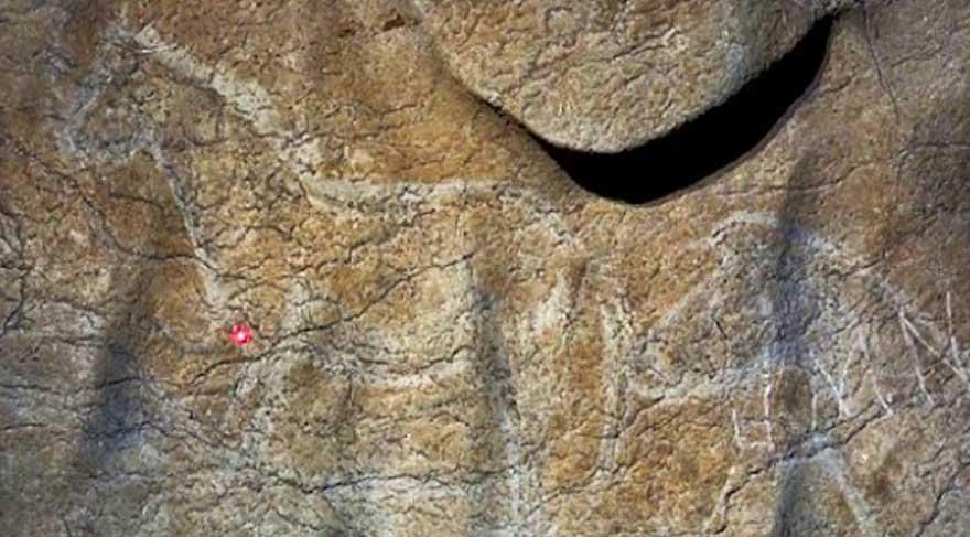 İspanya'da 14 bin 500 yıllık mağara resimleri bulundu