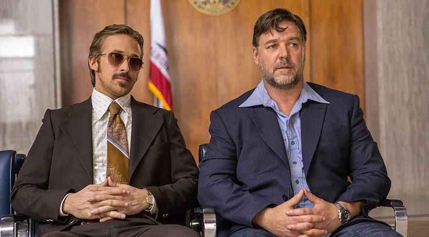 970'ler Los Angeles'ında, şanslı ama sakar özel dedektif Holland March ve dikkatli araştırmacı Jackson Healy bir gizemi çözmek için bir araya gelir.