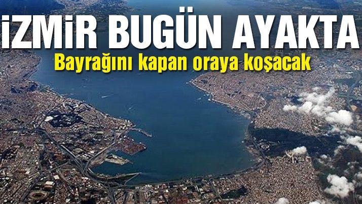İzmirliler Laliklik için sokağa çıkıyor