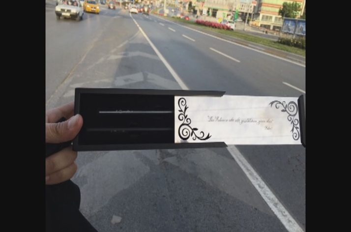 Ayet kutulu kalem - DHA