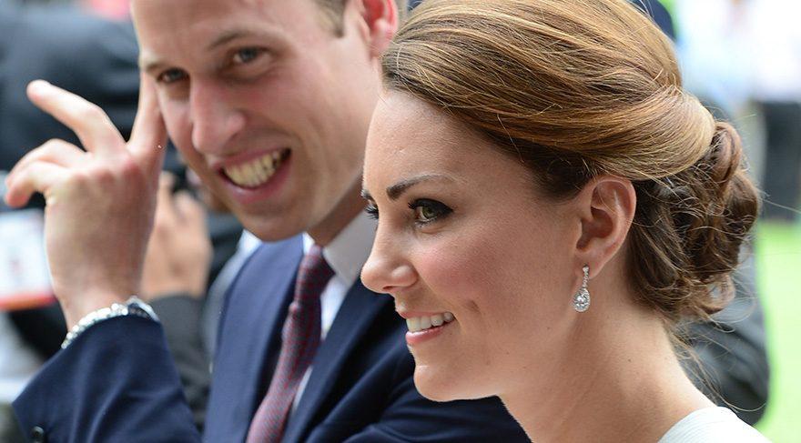 Kate Middleton'ın burnu çok iyi şekillenmiş olmasıyla neredeyse mükemmel yakın.