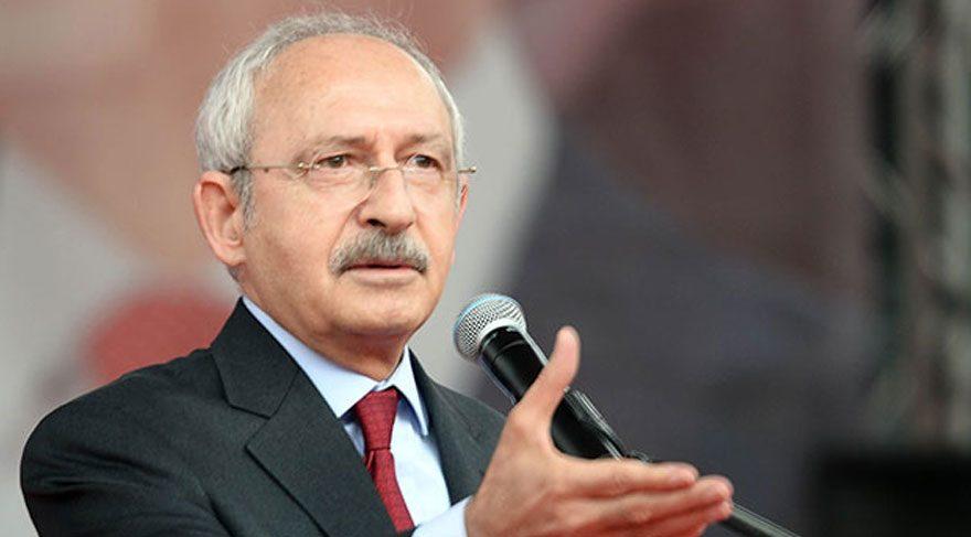 Kemal Kılıçdaroğlu'nun dosyası TBMM'de