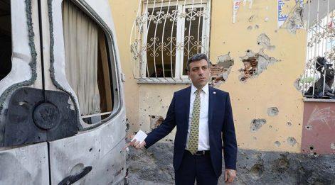 CHP Kilis'te: Hükümetin Suriye politikası iflas etti