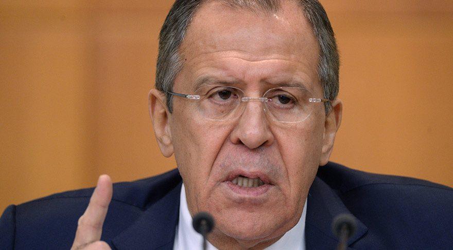 Rusya Dışişleri Bakanı Lavrov uyardı: Türkiye Irak'tan çekilsin