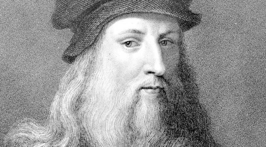 Da Vinci'nin izleri Antalya'da
