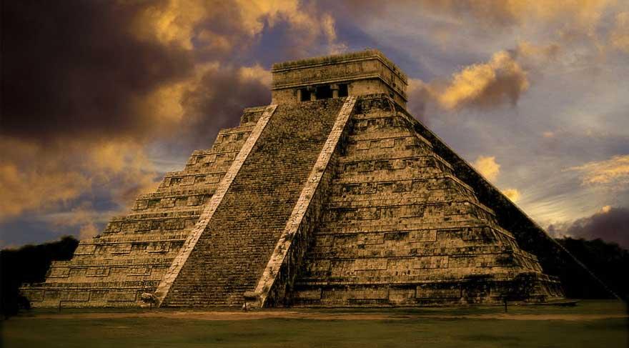 Mayaları kuraklık yok etmiş