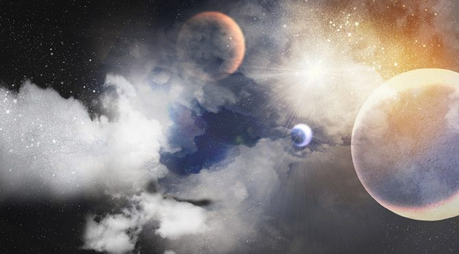Merkür ve Plüton arasında zorlayıcı açı olacak