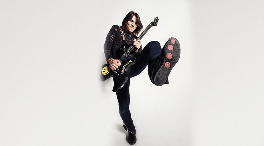 Metin Türkcan 'Gitar çalmaktan başka bir olayım yok'