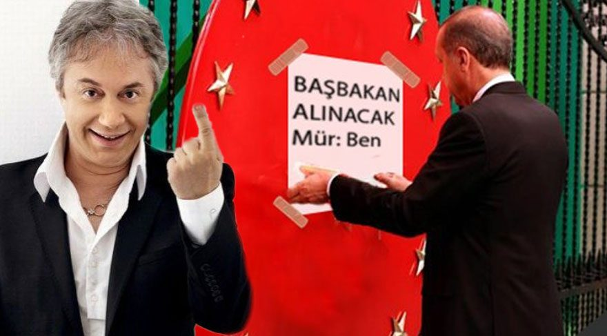 Metin Uca'nın Davutoğlu tweetleri