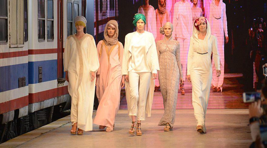 Istanbul muhafazakar moda haftası