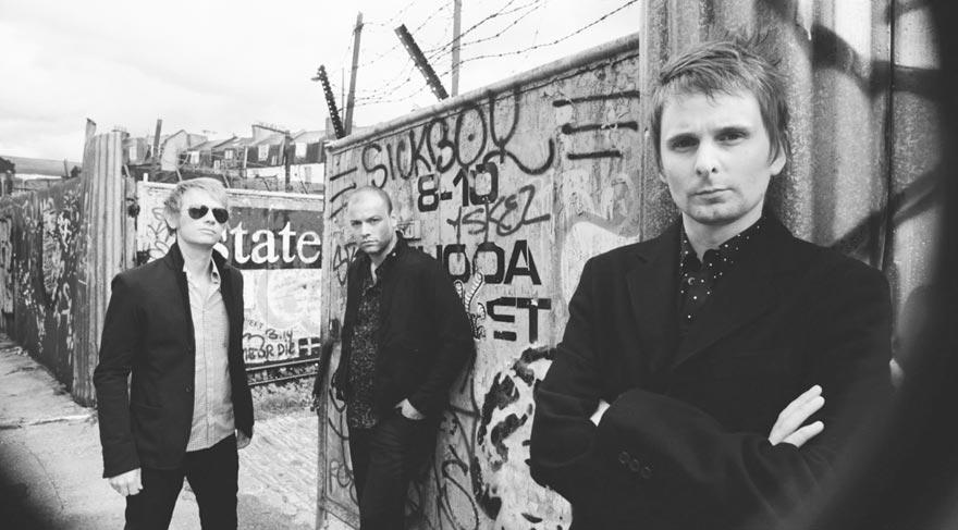 Muse, 10 yıl sonra yeniden İstabul'da
