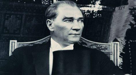Atatürk'ün doğum haritası
