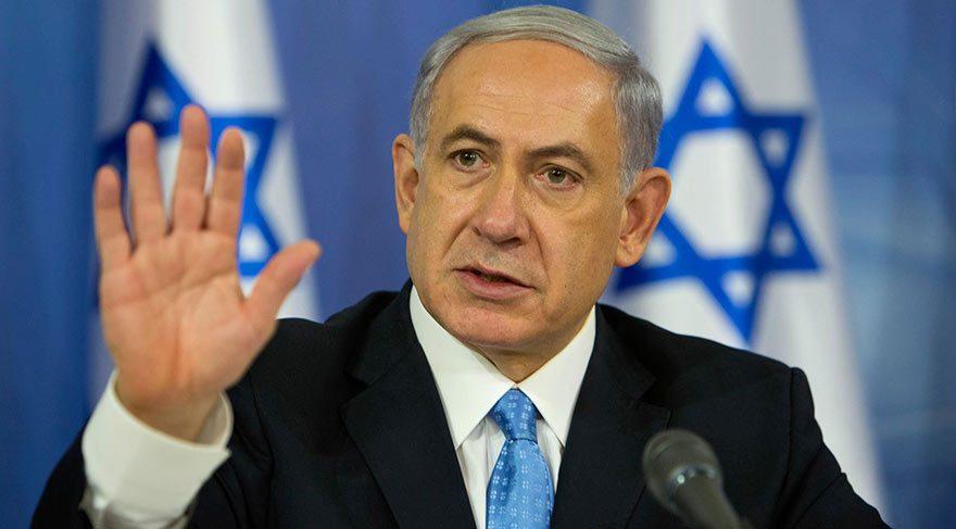 Netanyahu'dan bir akıl tutulması daha