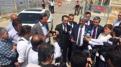 CHP'li vekilin aracında bomba aradılar
