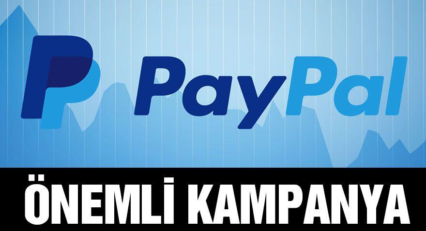PayPal hesapları için LÖSEV kampanyası