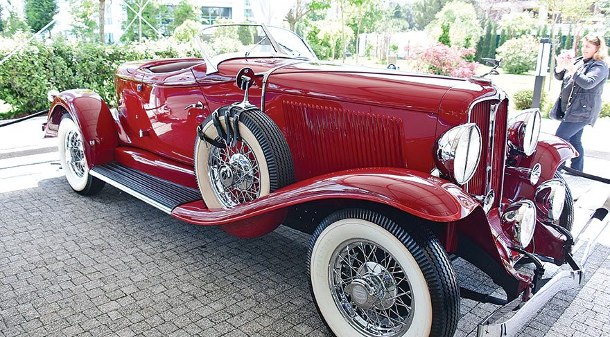 Klasik otomobiller ilgi gördü