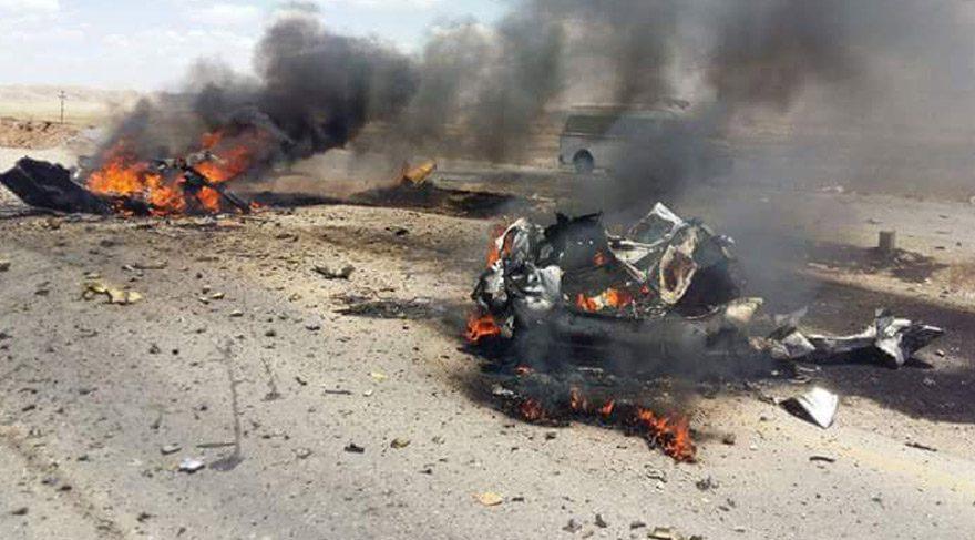 Irak'ta intihar saldırısı! Ölü ve yaralılar var