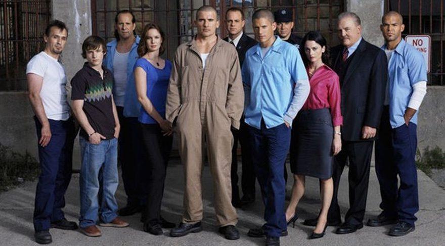 Prison Break dizisinde bir Türk