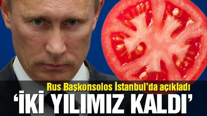 Rusya'dan Türkiye'yi üzecek iki hamle