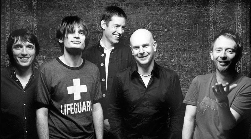 Radiohead'den yeni albüm