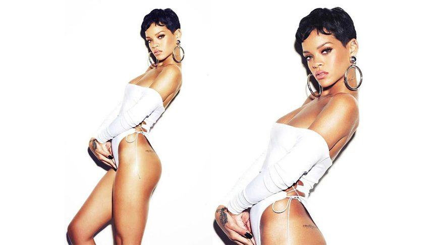 Jennifer Lopez Rihanna'nın çizmelerini giydi