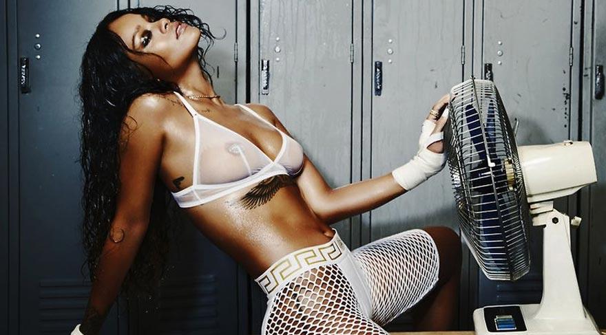 Rihanna'dan Lebron James paylaşımı