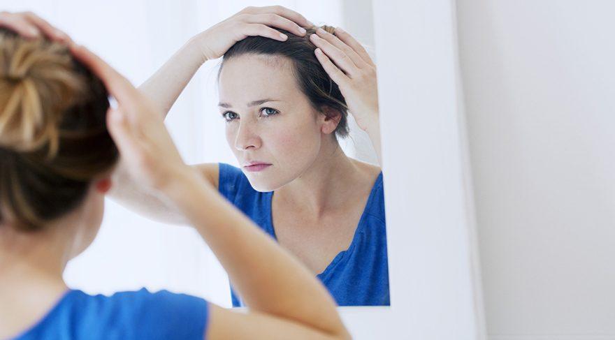 Kadınlar da saç ektiriyor!