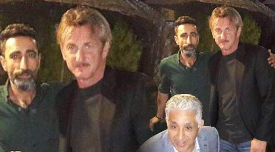 Sean Penn tek başına İstanbul turu attı!